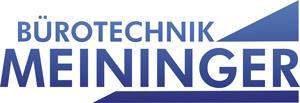 Logo von Bürotechnik Meininger